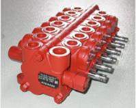 コントロールバルブ~電磁切り替えバルブ・手動切り替えバルブ・電磁手動切り替え兼用バルブ・比例電磁切り替えバルブなど用途に合わせた複合制御弁がございます。