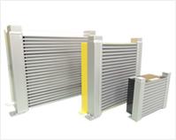 オイルクーラー~電動モーター駆動・油圧モーター駆動のオイルクーラーを設計製作が可能です。